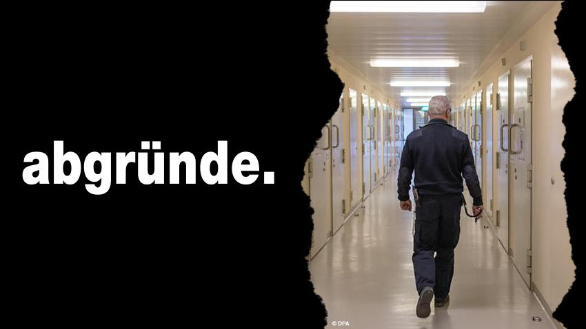 In der aktuellen Folge Abgründe nehmen Ulrike Löw und Lena Wölki die Hörerinnen und Hörer mit hinter Gitter.