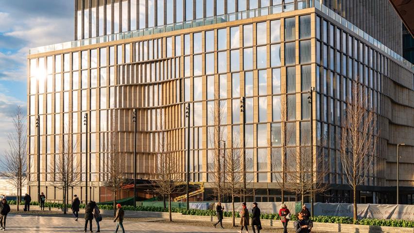Für den Superwolkenkratzer 35 Hudson Yards in New York gab es kürzlich Platz drei beim renommierten Architekturpreis