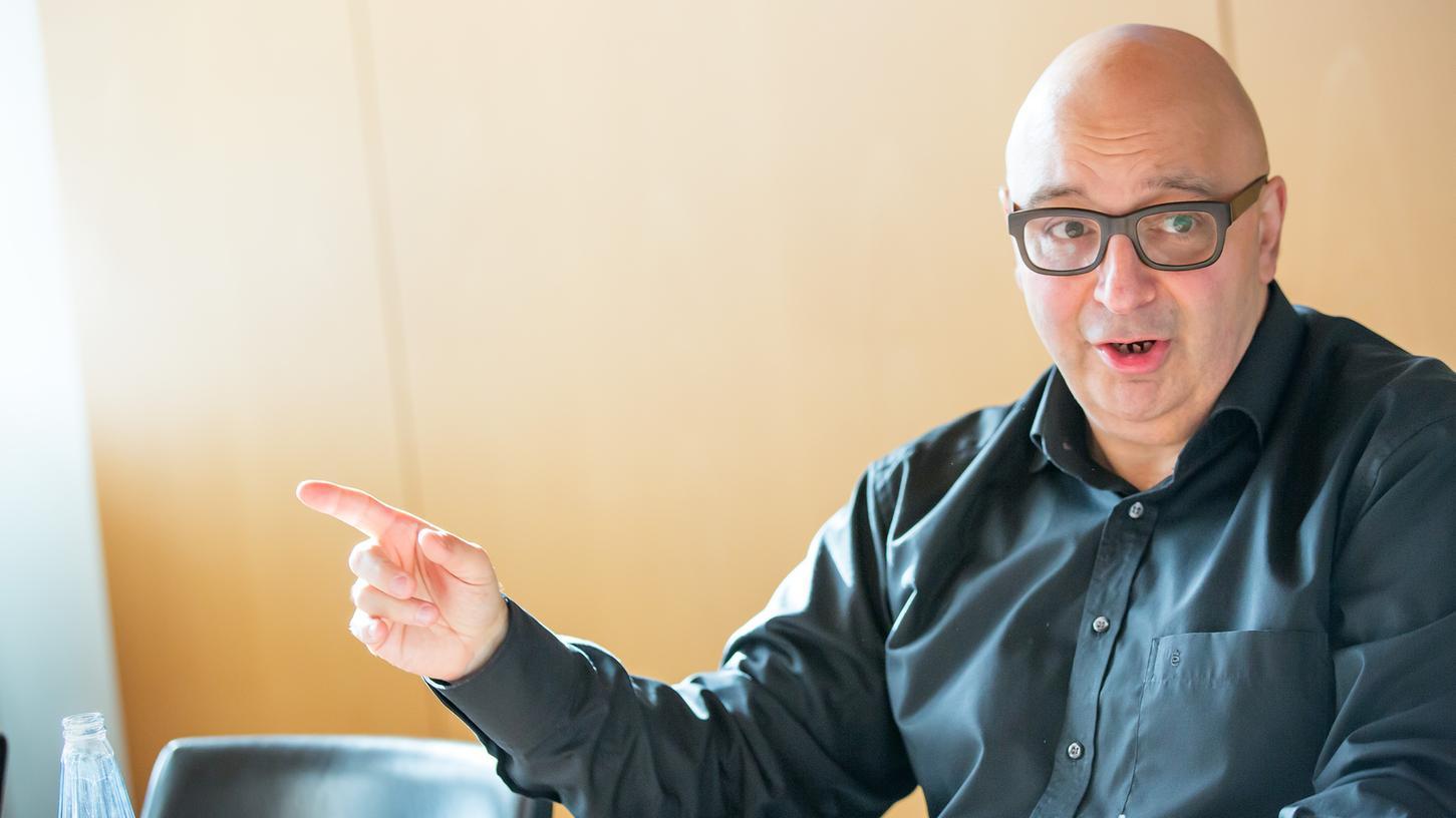 Sieht eine erstaunlich hohe Zustimmung zu den Corona-Maßnahmen in Deutschland: der Münchner Soziologe Armin Nassehi.