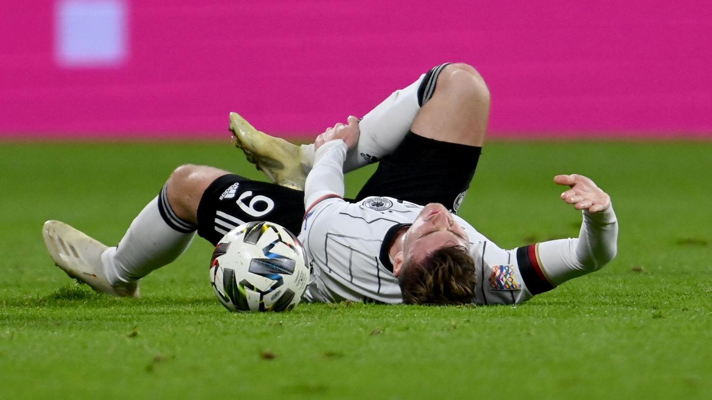 So richtig auf die Beine kommt die deutsche Nationalmannschaft im öffentlichen Interesse derzeit nicht.