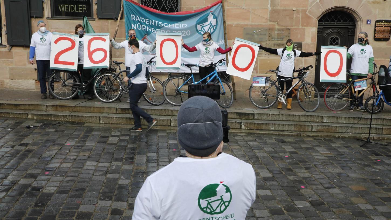 26.000 Unterschriften hatte die Initiative