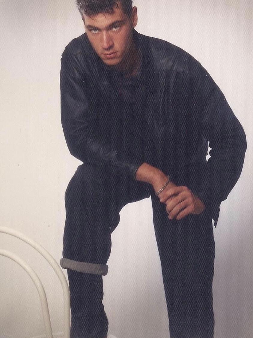 Zum Todestag von Elvis postete Söder 2016 dieses Porträt aus jungen Jahren.