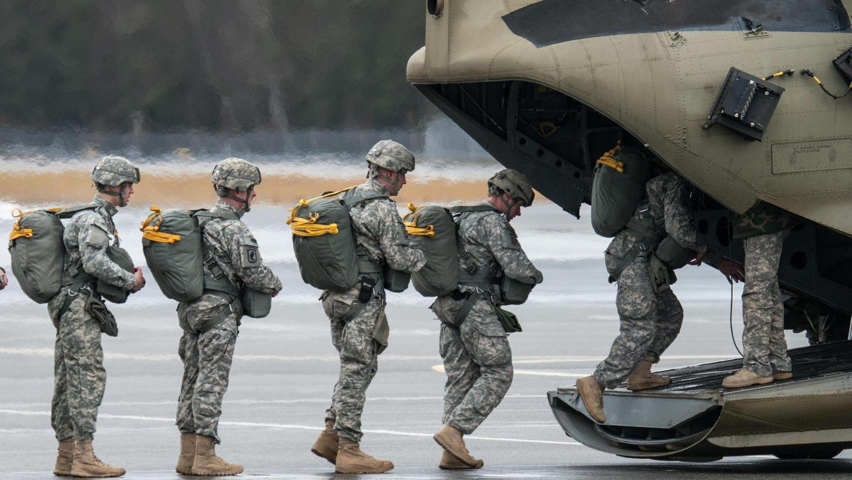 Ziehen die Vereinigten Staaten trotzdem Truppen aus Vilseck und Grafenwöhr ab oder ändert der neue Präsident die bereits verkündeten Pläne?