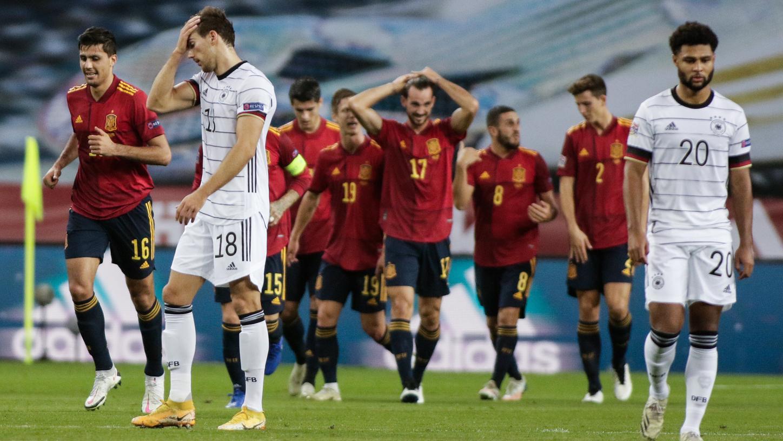 Schwach, schwächer, Nationalmannschaft: Das DFB leistete in Sevilla einen Offenbarungseid.