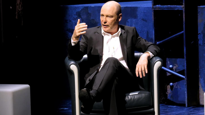 Die weitere Amtszeit von Staatsintendant Jens-Daniel Herzog wird von der Opernhaussanierung geprägt sein.