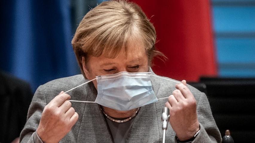 Mächtig und menschlich: 15 Jahre Kanzlerschaft von Angela Merkel