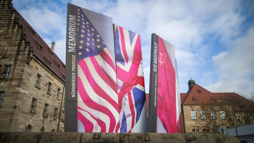 Memorium Nürnberger Prozesse wurde zur Erfolgsgeschichte