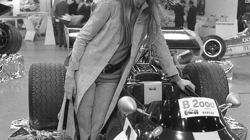 Eine Ausstellung ehrte den verstorbenen Formel 1-Weltmeister Jochen Rindt.Hier geht es zum Kalenderblatt vom26. November 1970: Es lebe die Show!