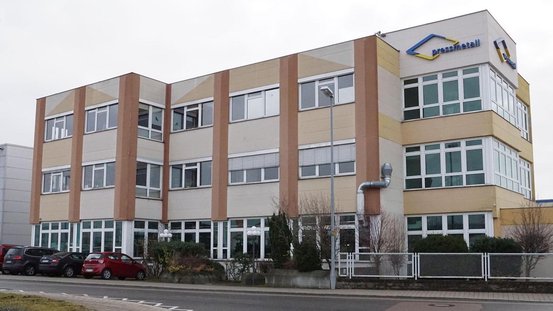 Wie es bei Pressmetall in Gunzenhausen jetzt weitergeht, lässt sich nicht sagen. Das Unternehmen gehört zu den großen Arbeitgebern in der Altmühlstadt.
