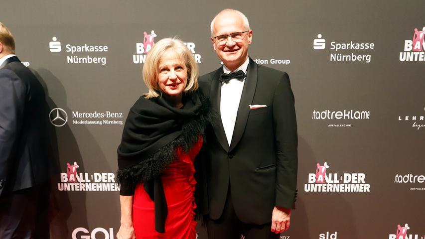 Ebenso wie der damalige Bürgermeister Klemens Gsell und seine Frau.