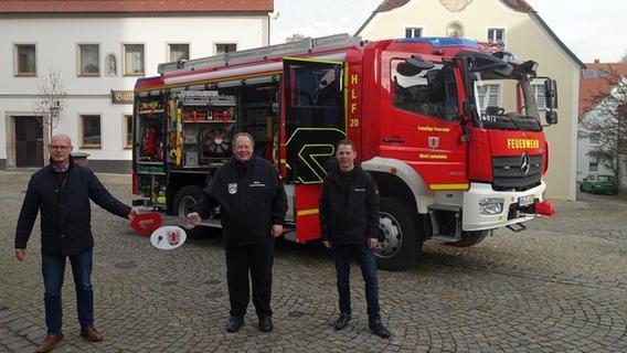 Feuerwehr Lauterhofen