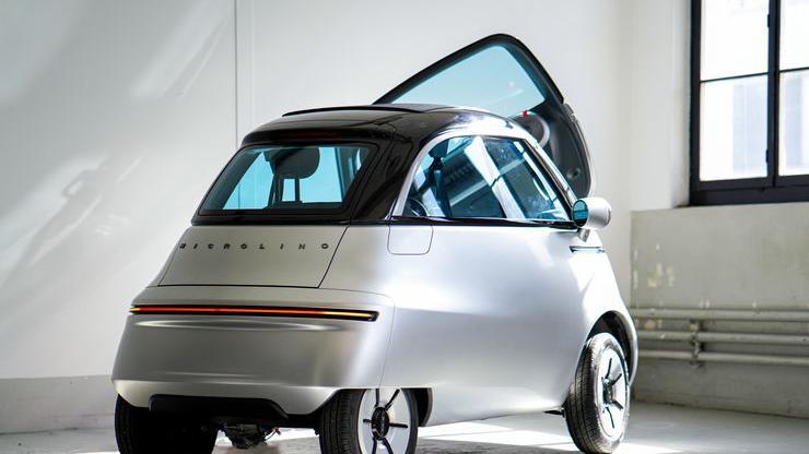 Die Reichweite soll je nach Batteriegröße bis zu 200 Kilometer betragen, als Einstiegspreis stehen 12.000 Euro im Raum.