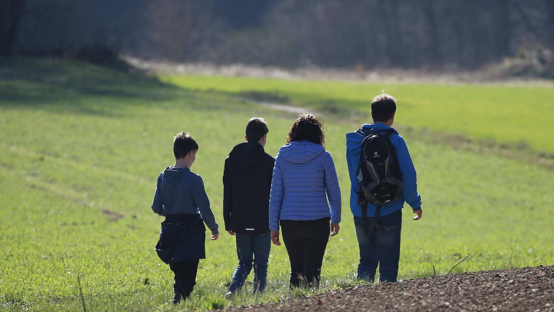 Familien wollen auf dem Land rund um Gößweinstein zu Hause sein. Nicht immer lassen sich Bauvorhaben einfach realisieren.