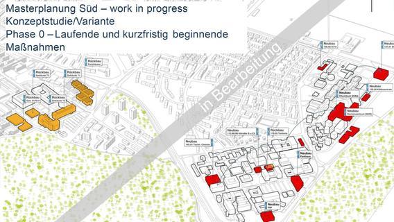 FAU: Planungen für Uni-Entwicklung in Erlangen werden immer...