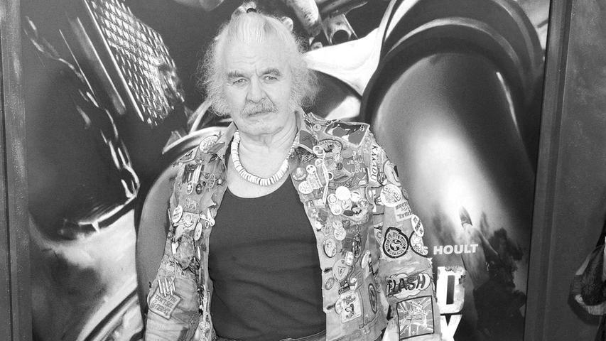 Die Filmwelt trauert um einen ihrer Leinwand-Schurken: Der Schauspieler Hugh Keays-Byrne ist mit 73 Jahren gestorben. Die Rolle als