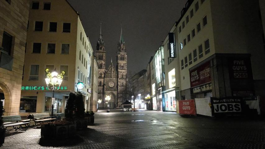 Ausgangssperre in Bayern gilt auch über Weihnachten