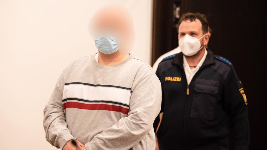 Der 33-Jährige ließ sich von seiner Geliebten zum Mord anstiften.