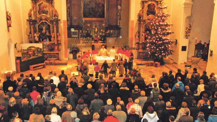 Gläubige dicht an dicht: So wird es heuer an Weihnachten nicht in den Kirchen aussehen können.