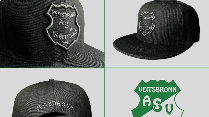 Caps, Masken, Schlappen: Fanartikel der Fürther Vereine