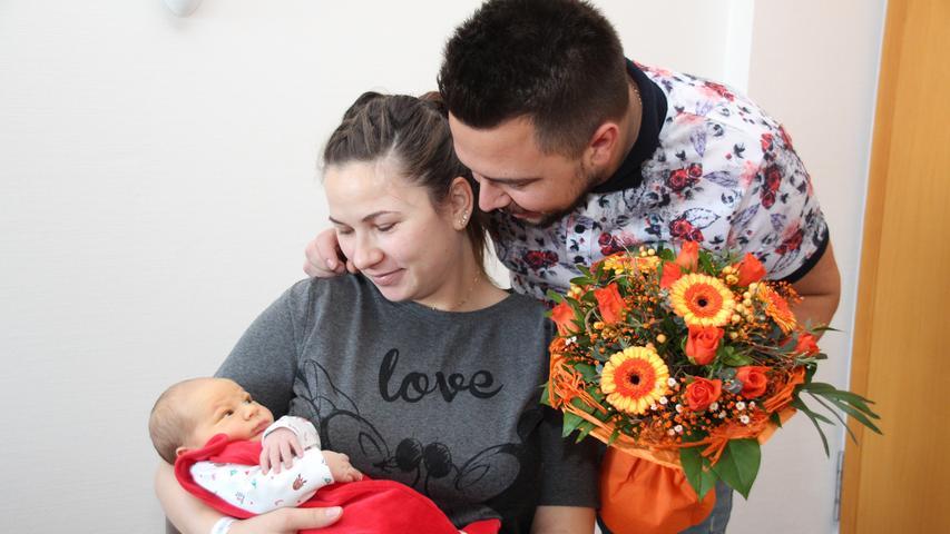 Kinderboom: Schon Mitte November kommt im Weißenburger Klinikum das 700. Kind zur Welt. Ein Rekord, der bis Jahresende noch ausgebaut wird.