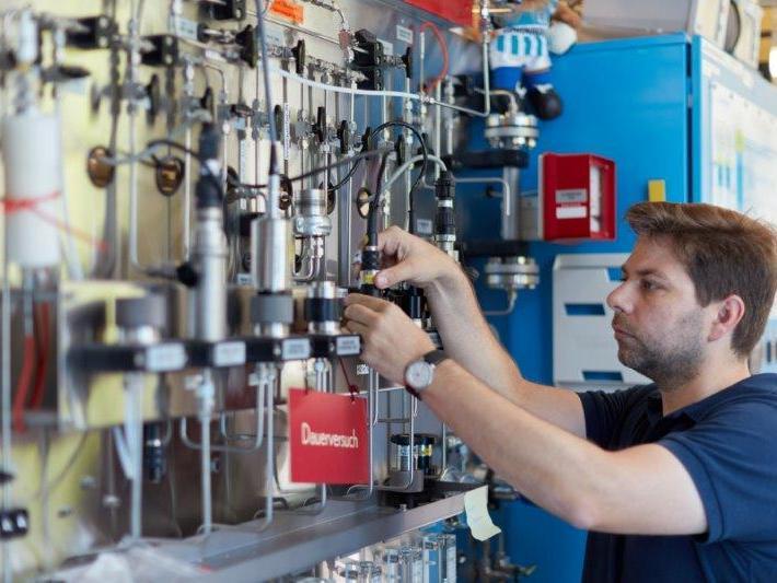 FOTO: PR Framatome, überm. von stefan.pursche@areva.com, gesp. 1/2018..MOTIV: Firma Framatome, vormals Areva, Produktion, Technik, Firmengebäude