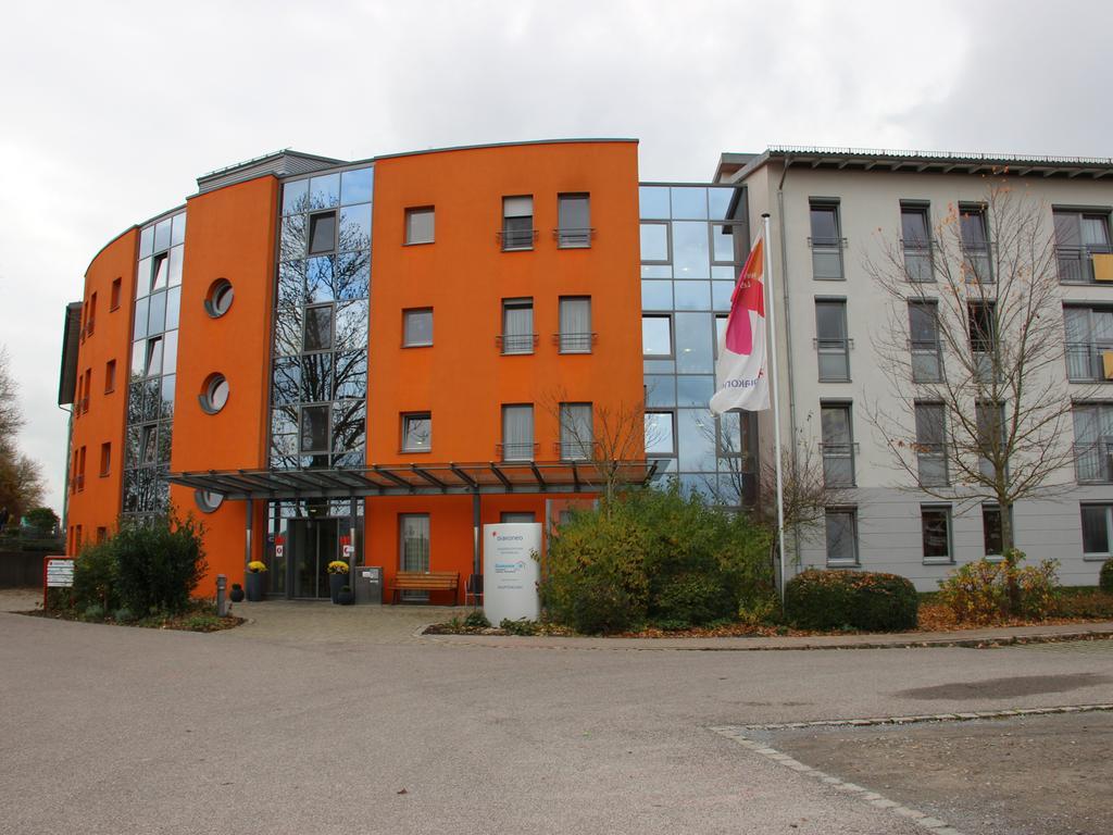 FOTO: Clarissa Kleinschrot, 2020 MOTIV: Rothenburg, Seniorenzentrum von Diakoneo am Oberen Kaiserweg