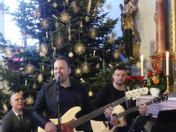 Die Familie Leng bereichert seit Langem die Gottesdienste an Heiligabend, und auch in diesem Jahr werden die Musiker die Instrumente erklingen lassen.