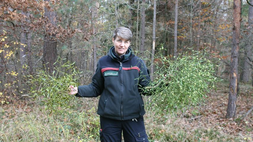 Für Försterin Heike Grumann gibt es keinen einzigen langweiligen Tag im Wald.