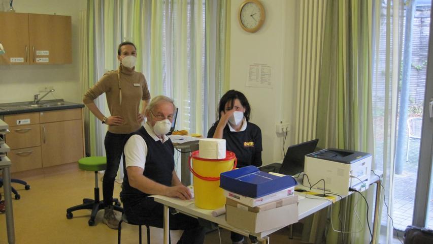 Insgesamt leben 1085 Menschen in den Alten- und Pflegeeinrichtungen im Landkreis. Sie sollen zu erst geimpft werden.