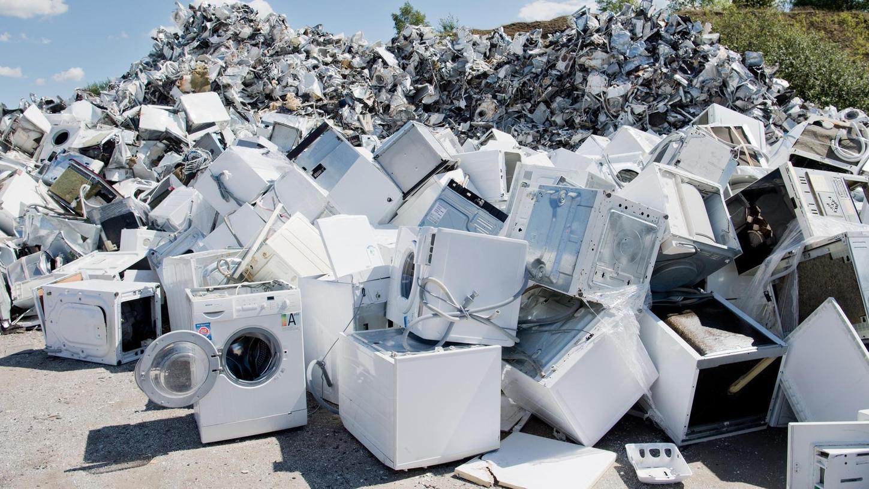 Wohin mit der defekten Waschmaschine und Co.? Diese Frage soll künftig leichter zu beantworten sein.