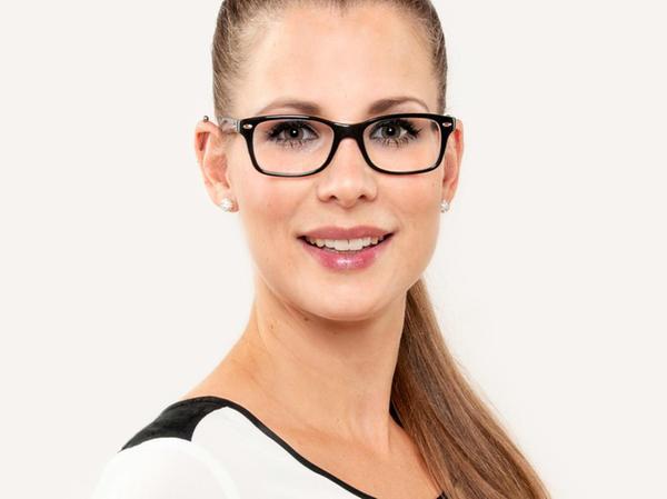 Hat ihre Rektusdiastase besiegt: Anika Unterburger.