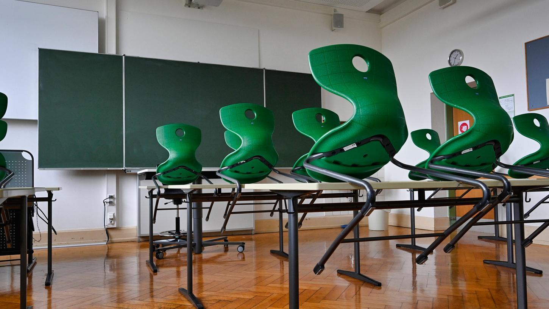 Abiturienten verweigern Präsenzunterricht   Nürnberg   Nordbayern