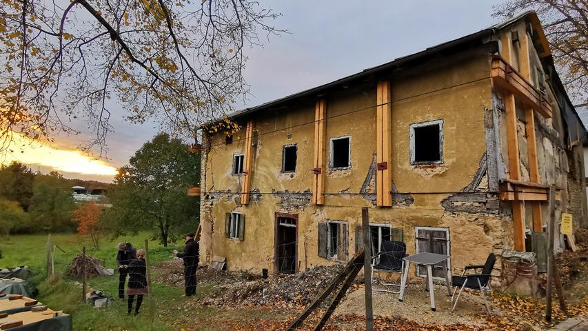 Jurahaus Büttelbronn Patrick Shaw 30.10.2020
