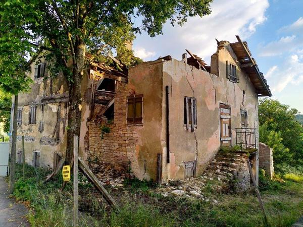 Das Korbhaus (