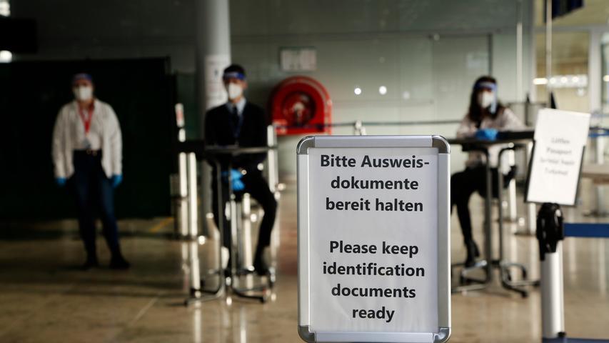 Airport Nürnberg: 2020 wegen Corona ein historisch schlechtes Jahr