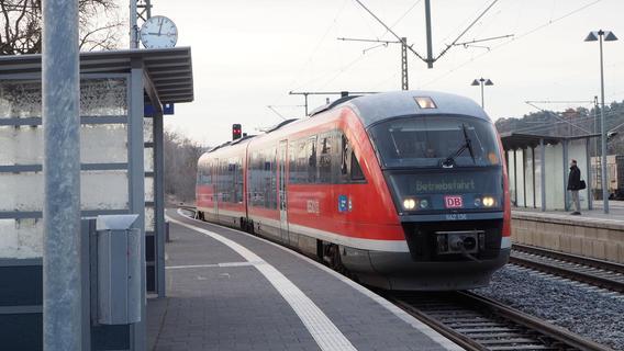 Strecke Roth-Hilpoltstein: Wird aus der Gredl eine S-Bahn?