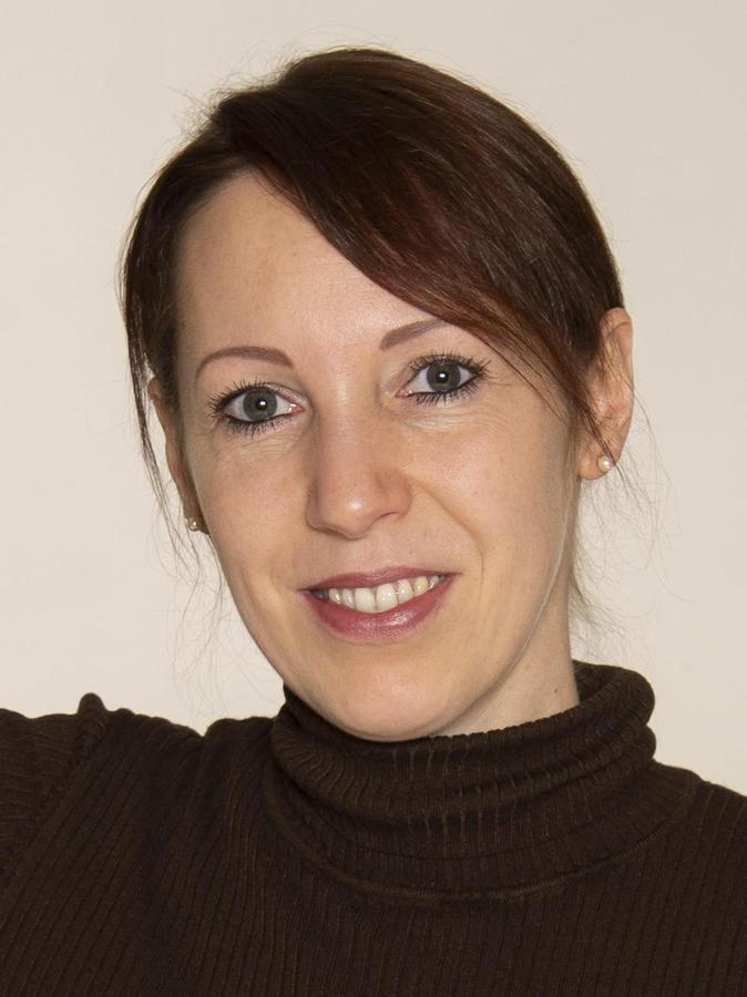 Treuchtlingens Gewerbevereins-Chefin Tina Kühleis.