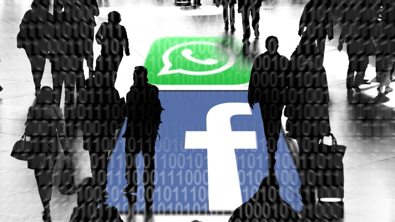 Neue Nutzungsbedingungen erlauben dem Messenger Whatsapp die Weitergabe von Daten an den Mutterkonzern Facebook.