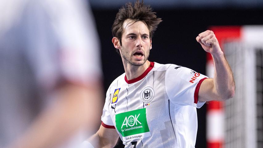 Uwe GensheimerI Position: LinksaußenI Verein:Rhein-Neckar Löwen I Alter:34 Jahre I Geburtsort:Mannheim I Länderspiele/-tore:188/919.