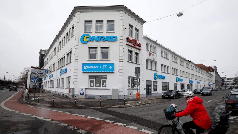 Schluss nach 72 Jahren: In der Nürnberger Filiale von Conrad Electronic sollen im November 2021 die Lichter ausgehen.