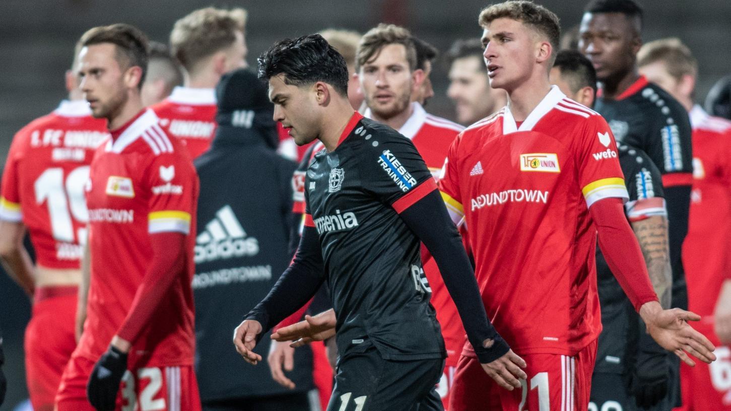 Amiris Tränen, Unions Entschuldigung: Schatten nach Rassismus-Vorfall in der Bundesliga-Partie zwischen Union Berlin und Bayer Leverkusen.