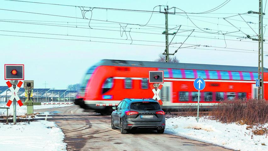 Verliert Grönhart seinen Bahnübergang?