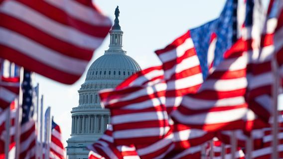 America the beautiful: Joe Biden steht für das schöne Amerika
