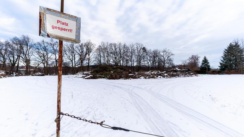 In ERH gibt es über 90 ehemalige Müllplätze und -deponien