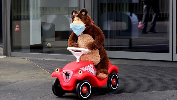 Bobby Car Hersteller Simba Dickie aus Fürth mit mehr Umsatz