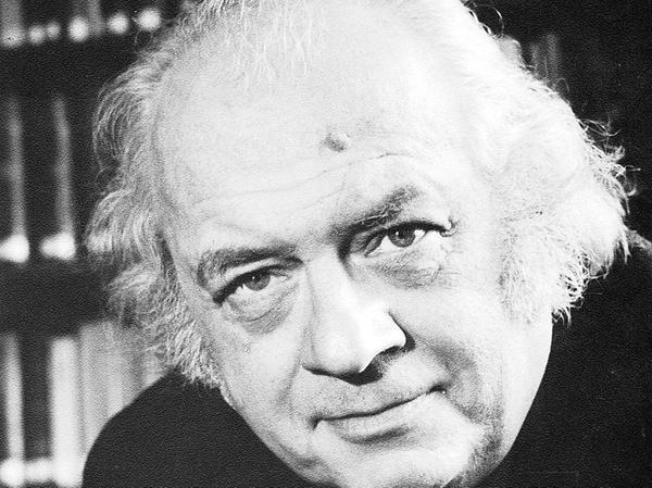 NS-Gegner Werner Leibbrand im Alter von 64 Jahren.