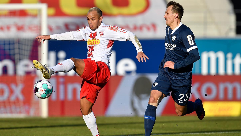 17 Spiele, 20 Punkte, Platz 13: Die Saison läuft bislang nicht so berauschend fürSSV Jahn Regensburg.
