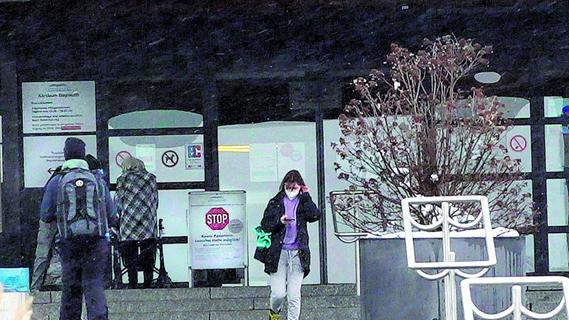 Klinikum Bayreuth schickt 3000 Mitarbeiter in `Pendel-Quarantäne