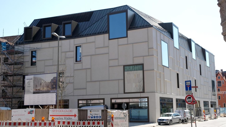 Mit dem Zukunftsmuseum soll für die Naturwissenschaften geworben werden.