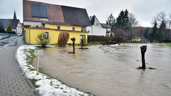 Hochwasseralarm im Landkreis Forchheim